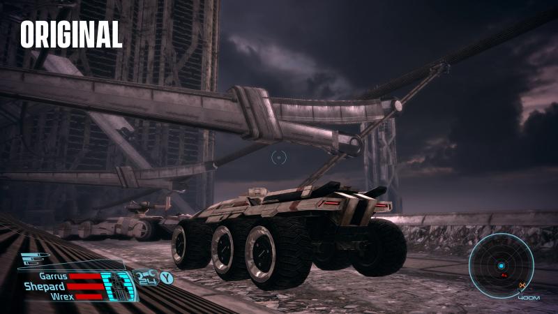 Mass Effect original.