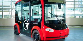 Mobileye partners with Lohr and Transdev to develop self-driving shuttles