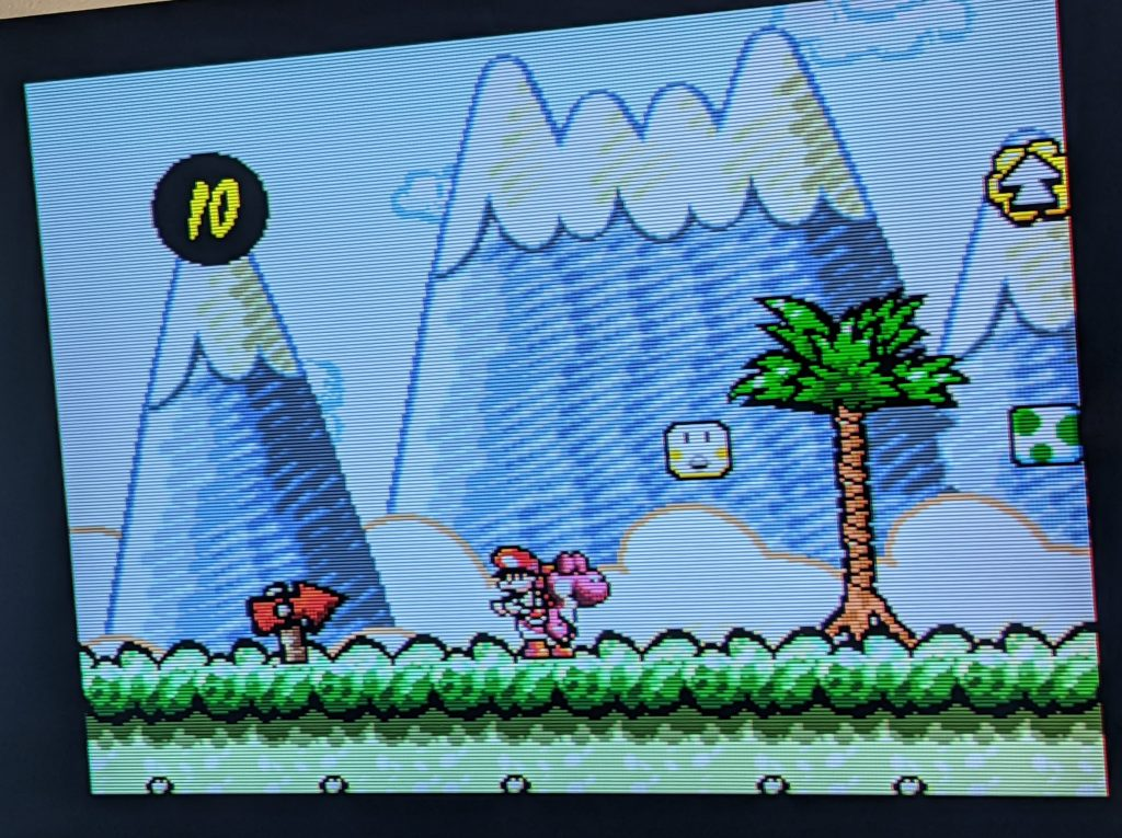 LG's CX is a surprisingly great TV for playing retro games PXL 20210209 193239213