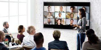 Zoom announces new software-hardware integrations for its hybrid conference rooms