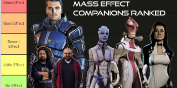 GamesBeat Decides: The best (and worst) Mass Effect squadmates