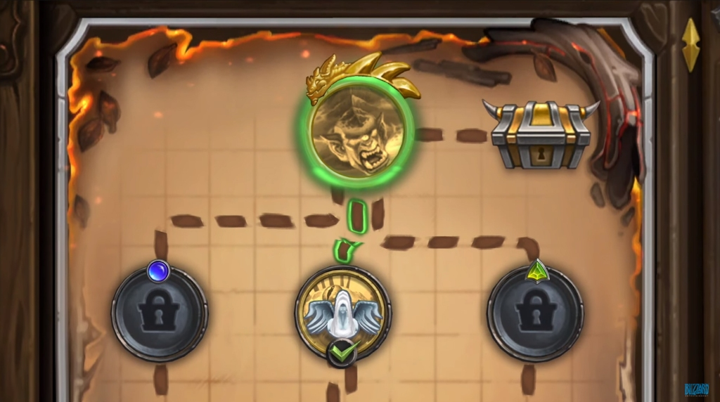 Mercenaries is a new roguelike mode.  Hearthstone is a platform now. What does that mean? blizzcon10