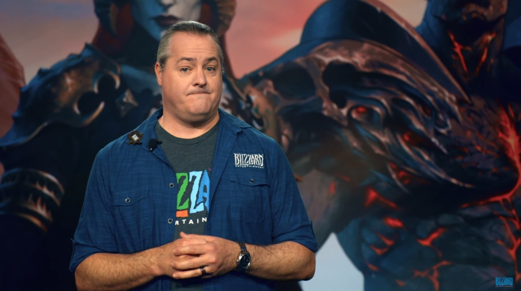 BlizzCon Online: J. Allen Brack opens with messages of gratitude and hope blizzcon2