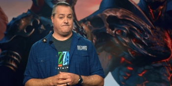 J. Allen Brack's short, tumultuous run in charge of Blizzard is over