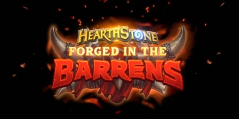 Hearthstone's next expansion is Forged in the Barrens