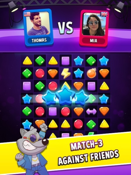 Candivore raises $12 million to boost Match Masters puzzle game candivore 2