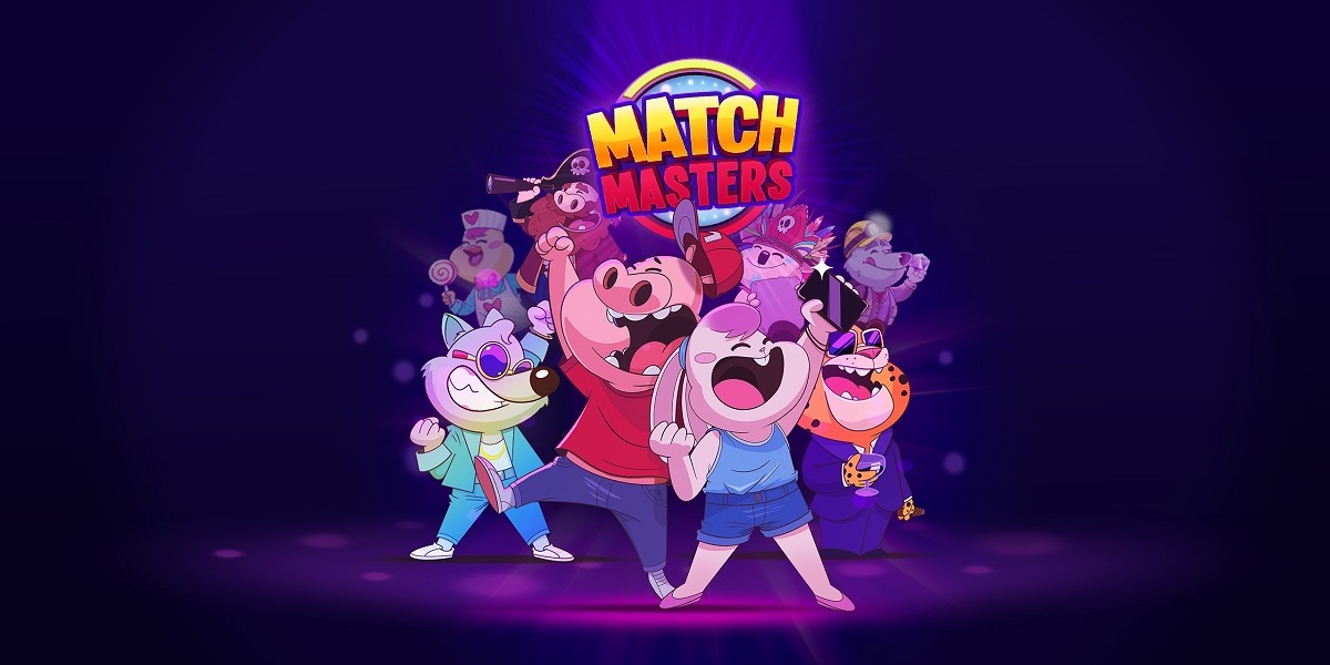 Match Masters is a growing match-3 puzzle game.