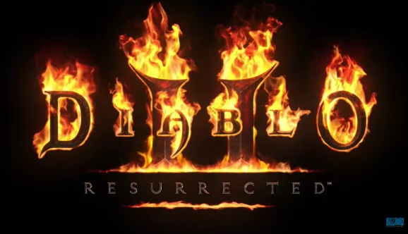 Diablo II: Resurrection is a remake of the classic Blizzard game.