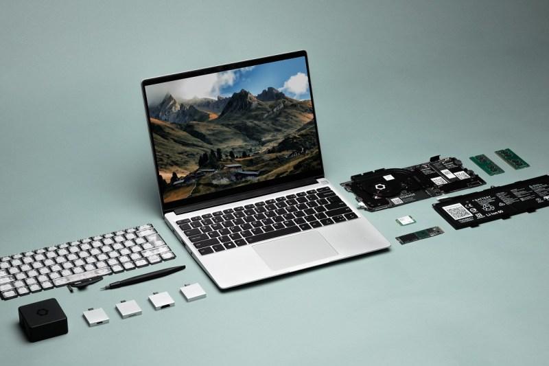 Framework unveils upgradeable, repairable, and customizable laptop framework 3 studio image 01