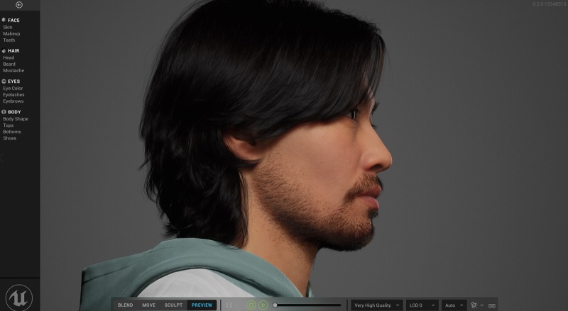 Epic Games' MetaHuman Creator lets developers create realistic digital humans within minutes human 3