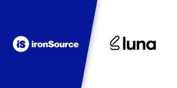 IronSource acquires creative management platform Luna Labs