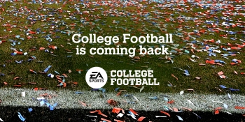 EA Sports returns to college football … minus the college players
