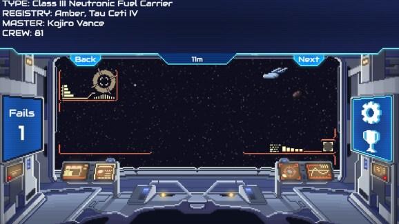 The Kobayashi Maru simulation is nearly unwinnable.