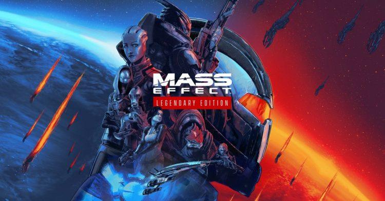 Mass Effect: Legendary Edition.