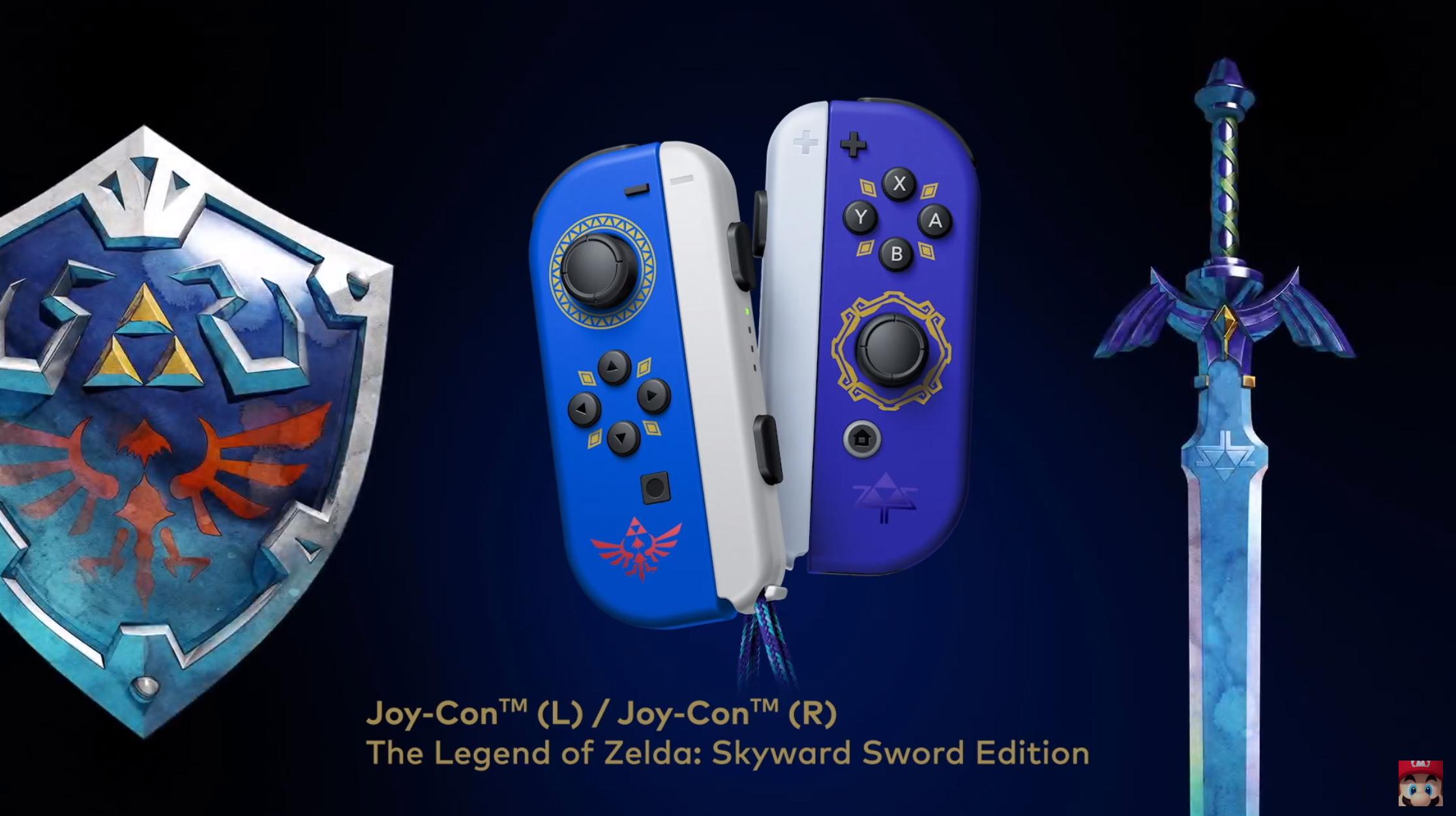 The Legend of Zelda: Skyward Sword gets remastered for Switch nd8