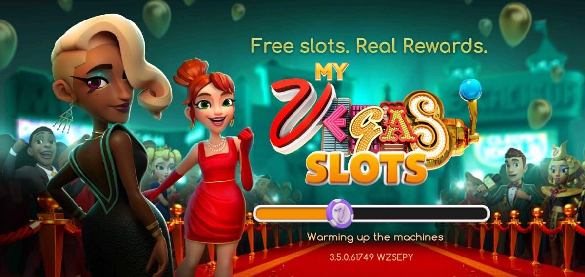 Playstudios operates the MyVegas Slots and MyVegas Blackjack games.