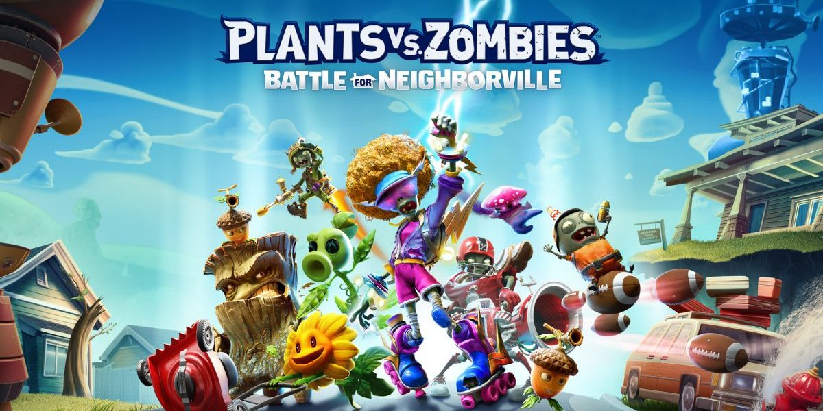 Plants vs. Zombies: Battle for Neighborville comes to Switch.