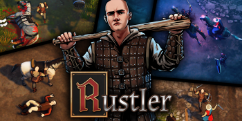 Rustler is the Grand Theft Horse game you always wanted