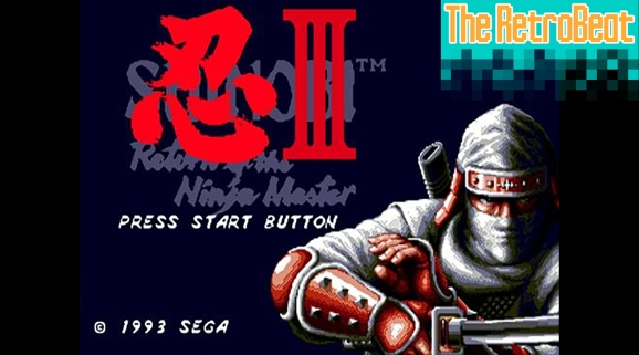 Return of the Ninja Master!