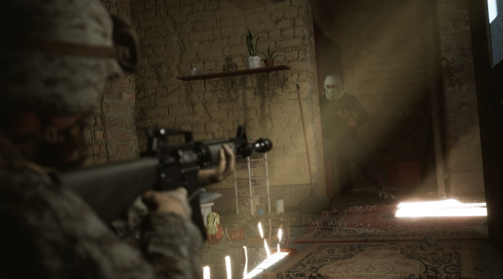 Six Days in Fallujah will be made by Victura and Highwire Games.