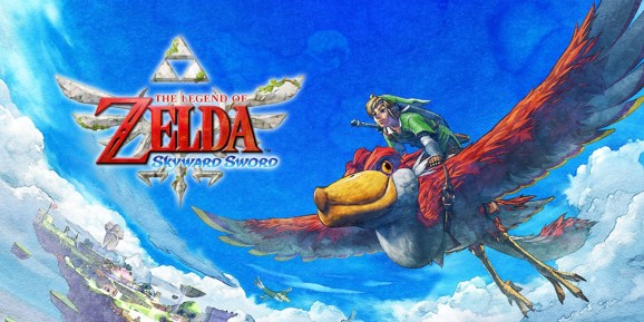 The Legend of Zelda: Skyward Sword.