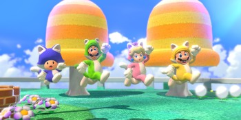 February 2021 NPD: Super Mario 3D World + Bowser's Fury tops the charts