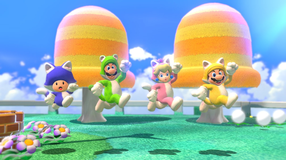 Super Mario 3D World + Bowser's Fury review — 3D platforming bliss
