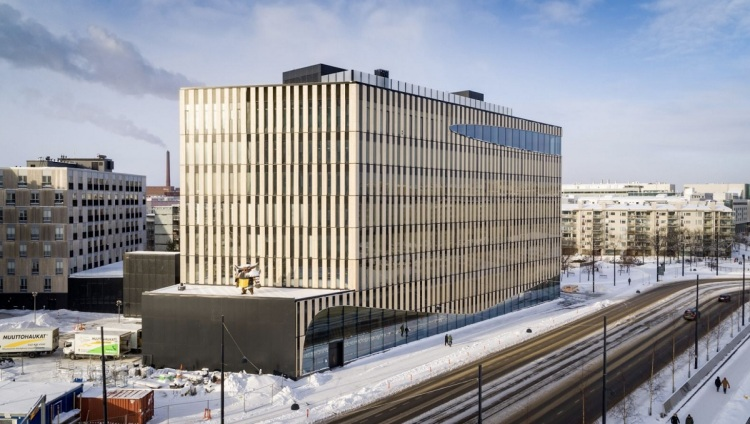 Supercell will move into a new headquarters in Finland when the pandemic allows.