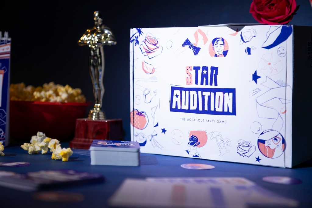 Nolan Bushnell's Virsix Games launches Star Audition party game virsix 5