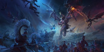 Sega's The Creative Assembly unveils Total War: Warhammer III