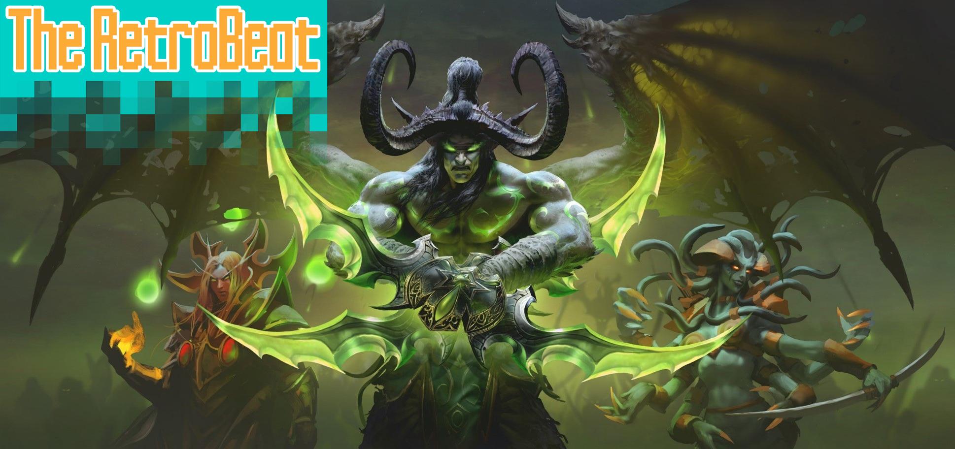 The Retrobeat How World Of Warcraft Classic Will Reignite The Burning Crusade Venturebeat