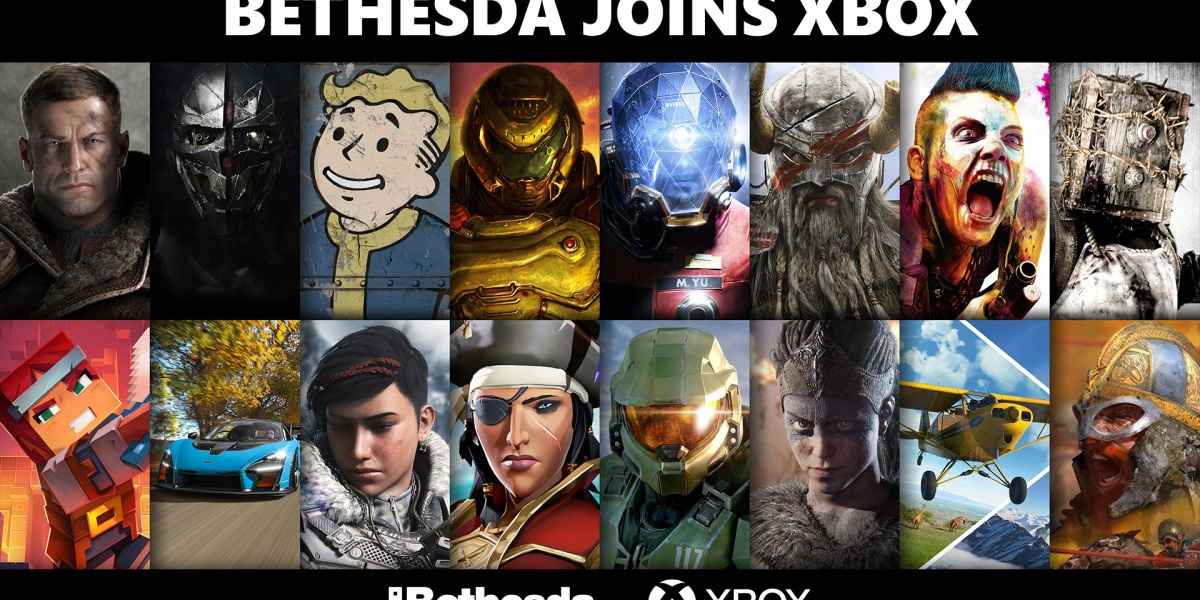 The Bethesda and Xbox deal is done.