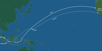 Facebook and Google partner on undersea cables to link North America with Southeast Asia