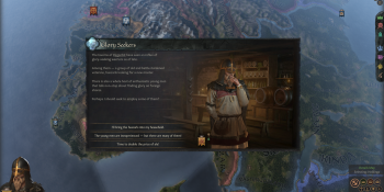 Crusader Kings III's Northern Lords DLC is now live