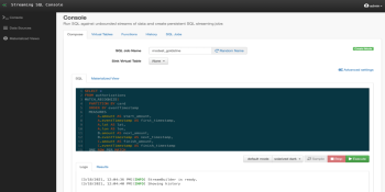 Cloudera adds SQL tool to query streaming data