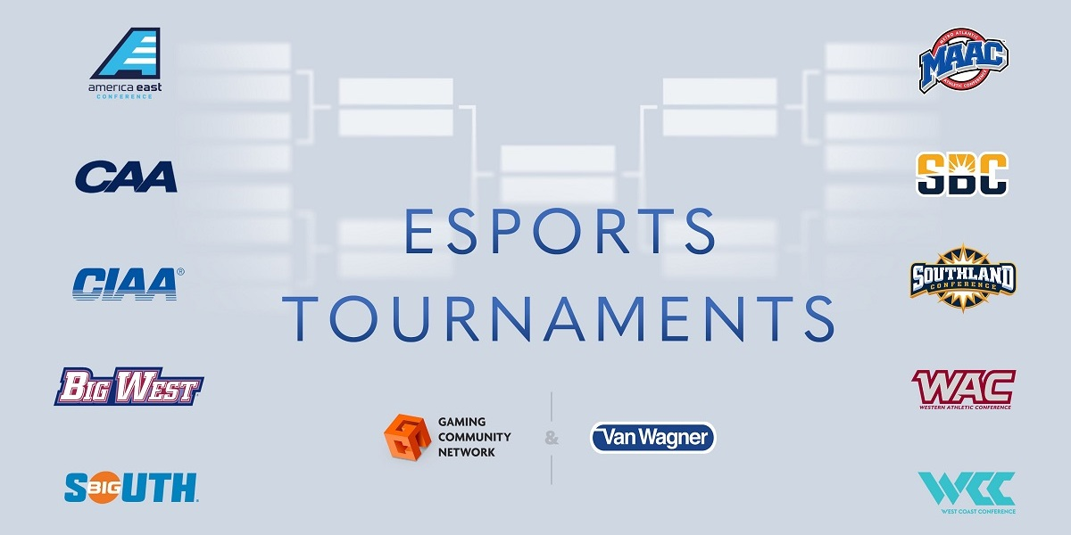 GCN and Van Wagner are setting up college esports tournaments.