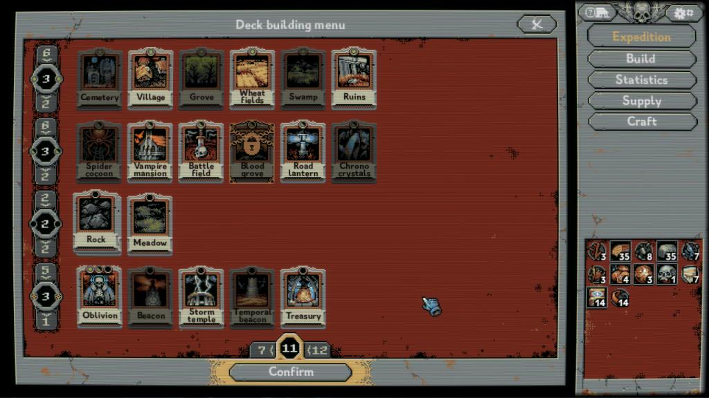 The D20 Beat: Loop Hero has cast a calm, strategic spell over me Loop Hero deck