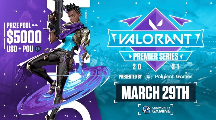 Polyient Games and Community Gaming are staging a $100,000 esports tournament series to highlight blockchain gaming.