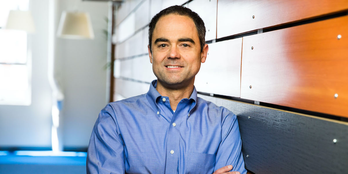 Docker CEO Scott Johnston