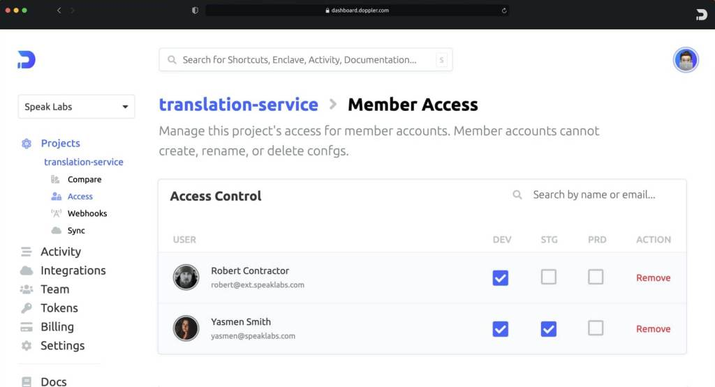 Doppler expands secrets management to the enterprise with $6.5M in funding Slide 5