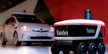 How Yandex plans to expand its autonomous robot delivery service