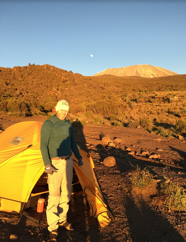 How Kurt Davis quit the tech life to help people in Africa for a year africa kilimanjaro