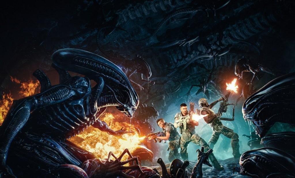 Aliens: Fireteam preview — I've got movement! aliens
