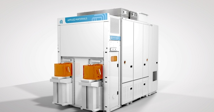 Applied Materials' Enlight optical inspection system for chip factories.
