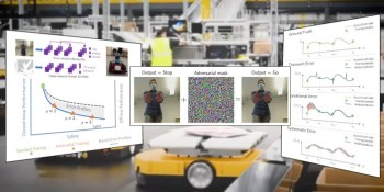 Adversarial training reduces safety of neural networks in robots: Research