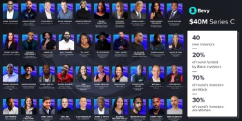 Bevy raises $40M for enterprise events in deal anchored by 25 Black investors