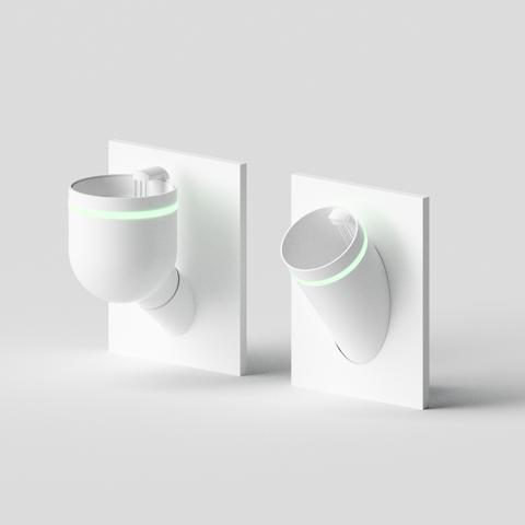 Creo unveils AI-based BioBulb for indoor plant walls biobulb 2