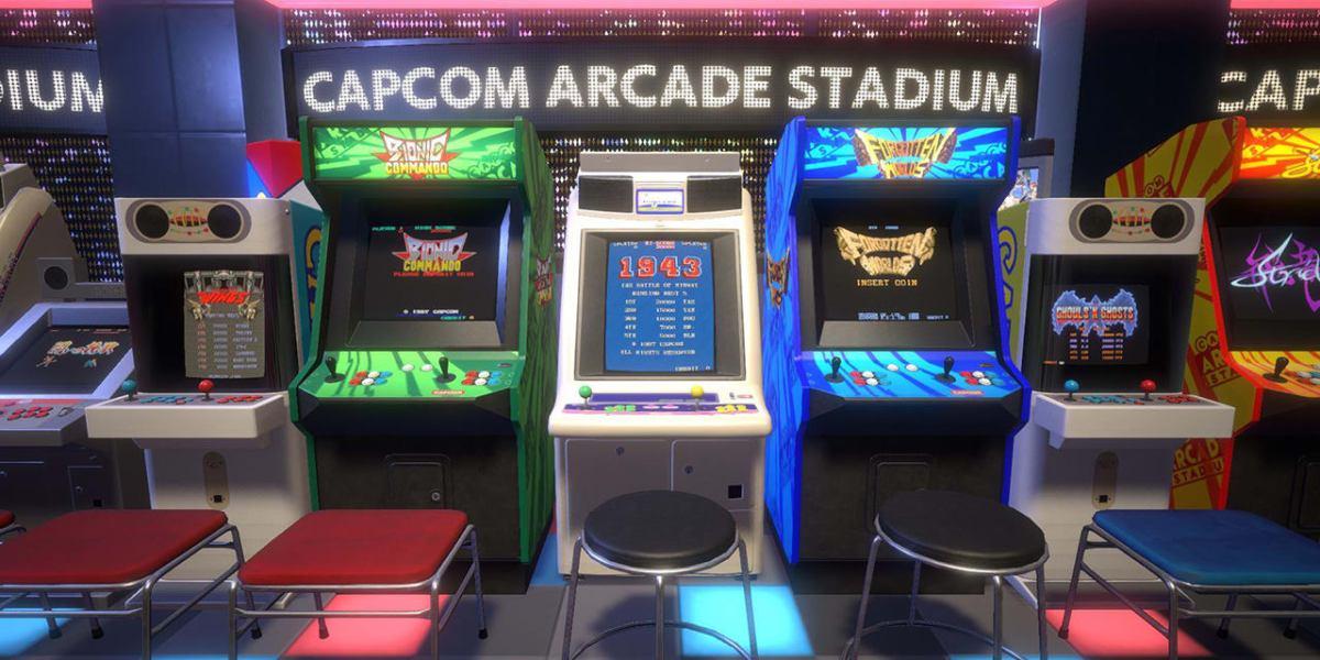 So much Capcom.