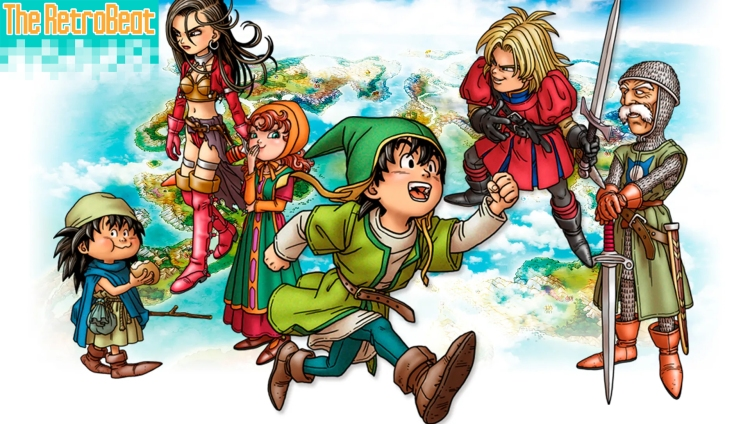 Dragon Quest VII.