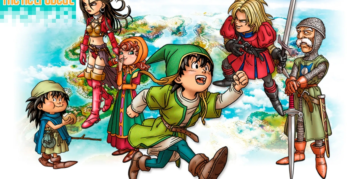 Dragon Quest VII.
